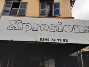 Expression Gifts & Card