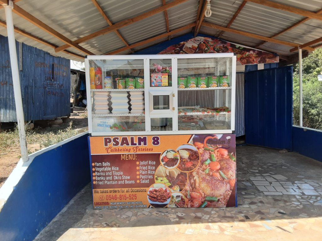Psalm 8 Catering Service