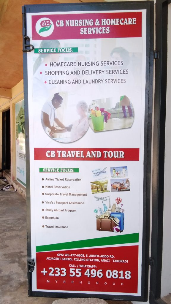 CB Travel and Tour