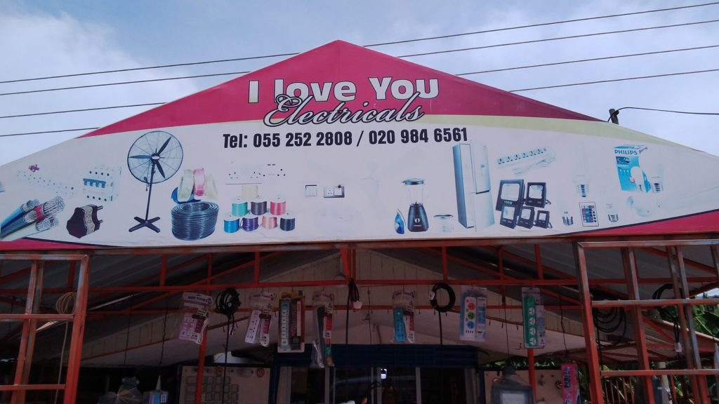 I Love You Electricals