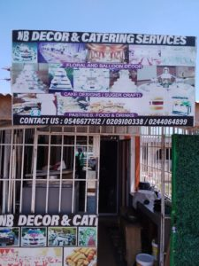 NB decor & catering services