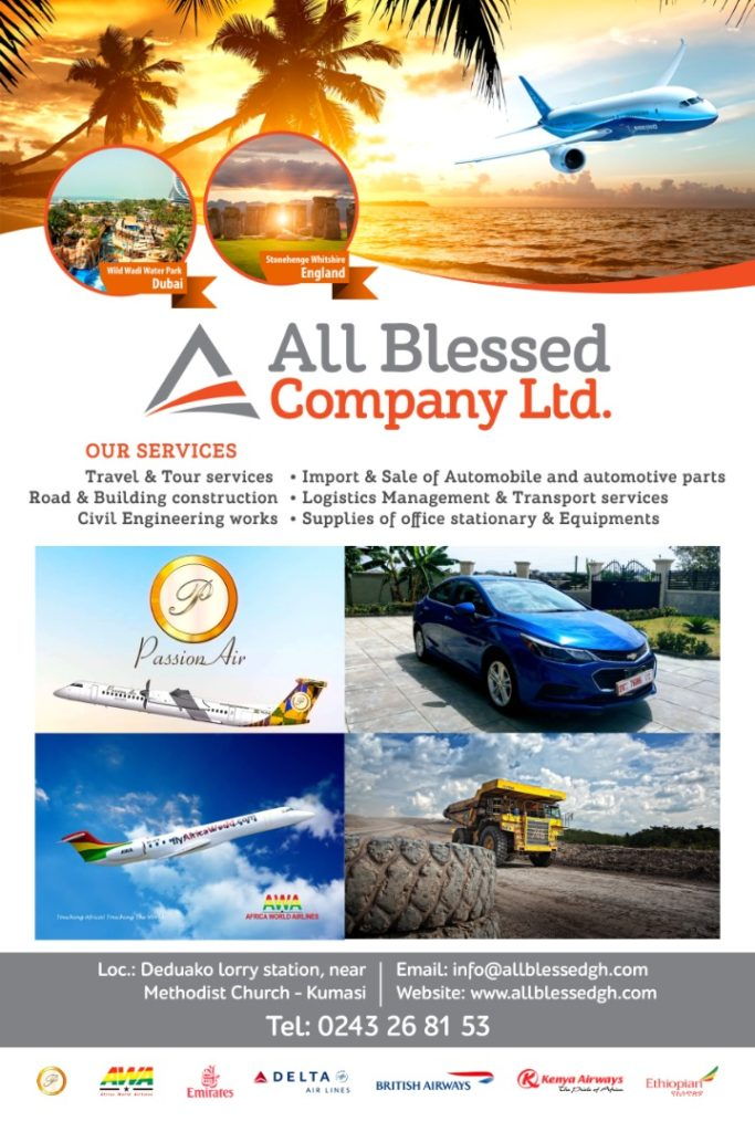 All Blessed Company Ltd