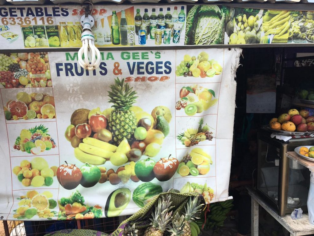 MAMA GEE'S FRUITS & VEGES SHOP