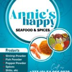 ANNIE'S HAPPY SEAFOOD & SPICES