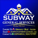 Subway General Services