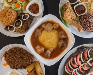 Lina's Touch Catering Services
