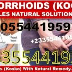 NATURAL SOLUTION FOR PILES TREATMENT